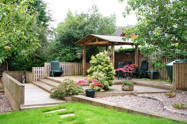 Beautiful Home Garden Pictures Design And Decorating