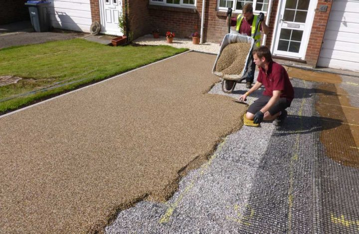 Why Choose Resin Over Other Driveway Materials?