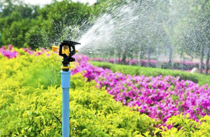 The Benefits Of Having A Garden Sprinkler System
