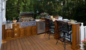Ideas For A Gorgeous Outdoor Kitchen