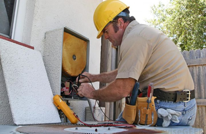 Which Types Of Maintenance Can Be Carried Out On An Air-Con System?
