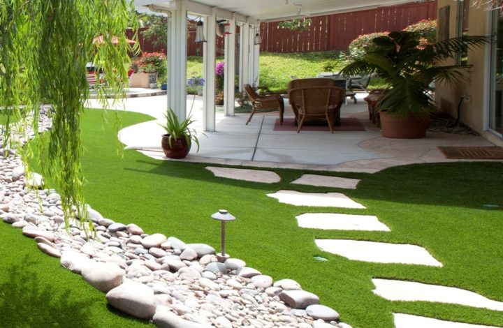 6 Amazing Steps In Installing Synthetic Lawns In Sydney