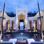 Luxurious lifestyle in a beautiful Arabic design villa