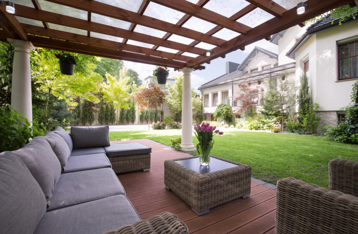 Benefits Of Insulated Patio Roofing Design For Outdoor Living Area