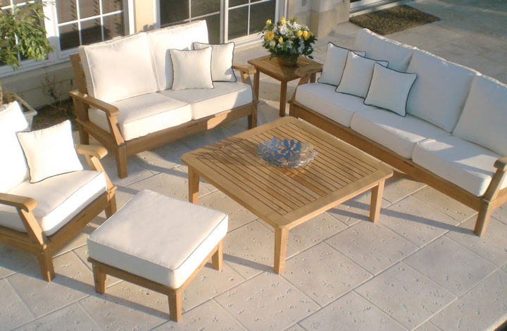 Outdoor Teak Furniture – When Beauty Meets Function