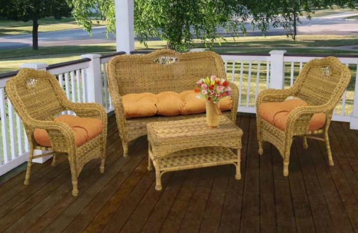 Importance Of Patio PVC Furniture