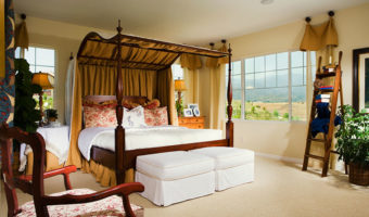 Why Homeowners Love Four Poster Beds