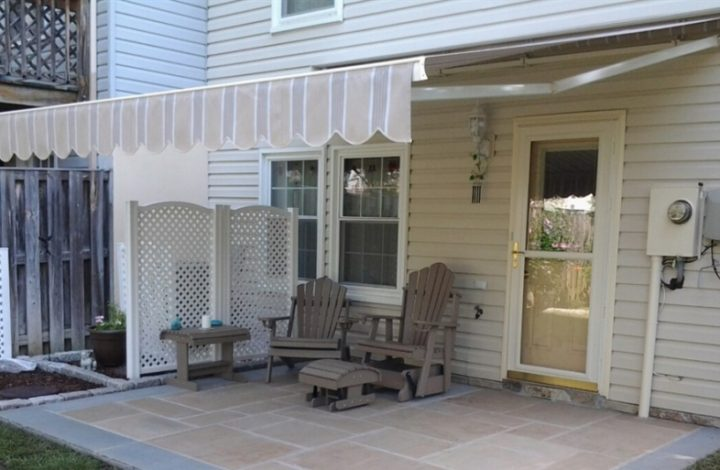 The Selection Of The Right Awning Can Decrease Your Heating And Cooling Costs