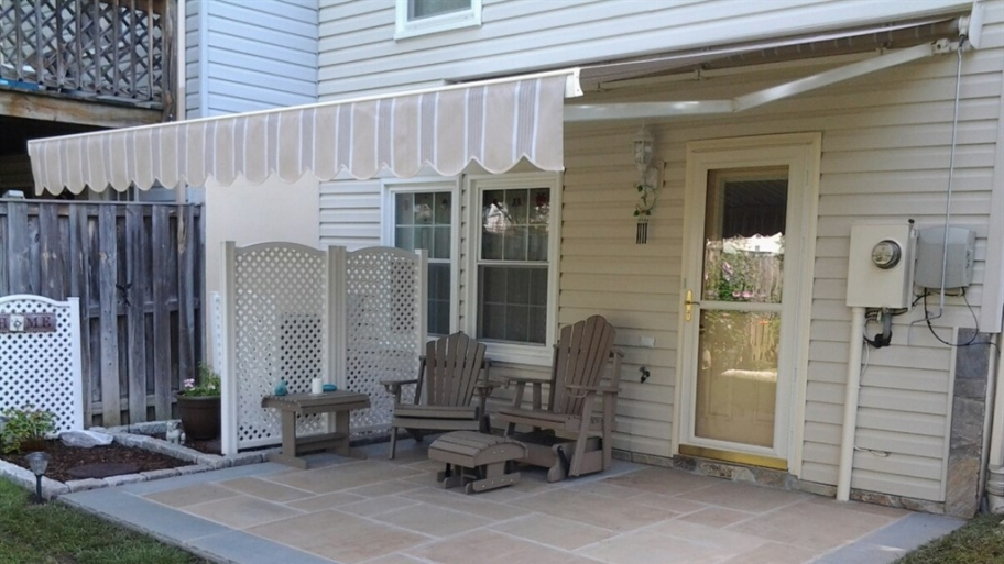 Right Awning Can Decrease Your Heating And Cooling Costs