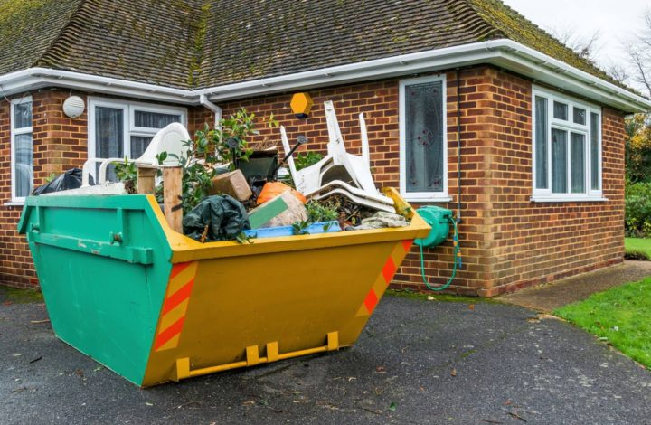The Different Types Of Skip Available For Hire
