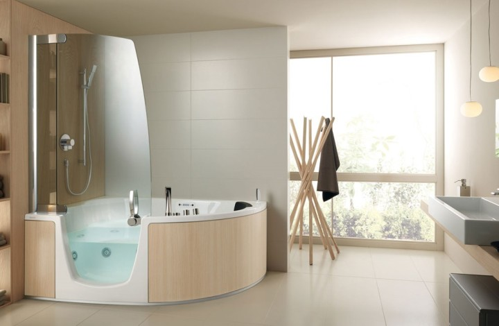 Make Your Bathroom Remarkable By Installing Walk In Bathtubs