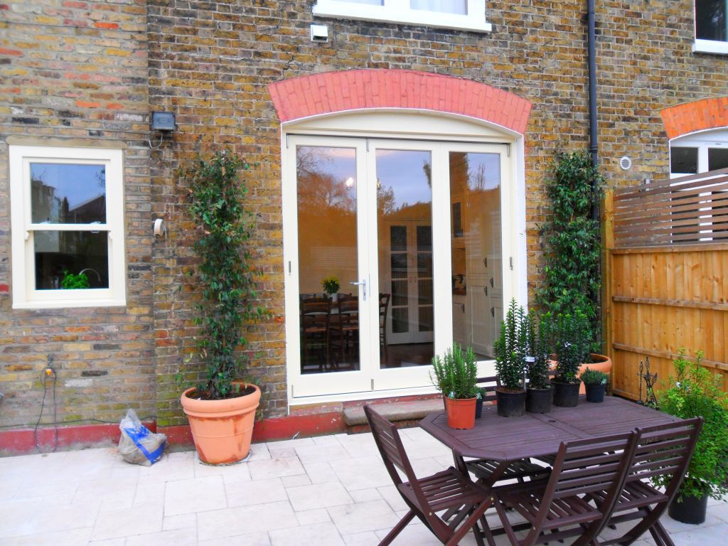 Think Bifold Doors Cant Be Secure Think Again Leaf Lette