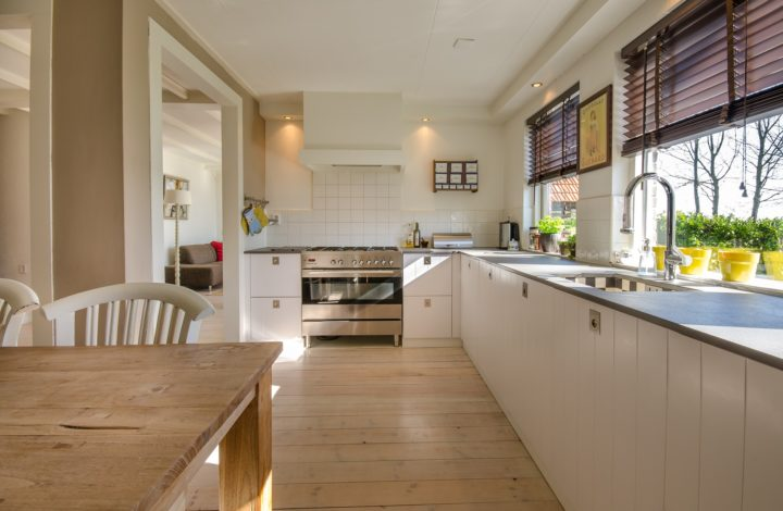 Picking The Perfect Shade For Your Kitchen
