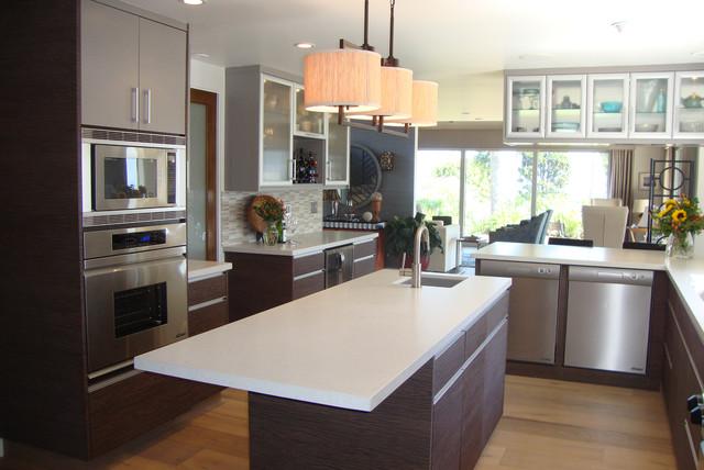 Dream Kitchens Modern top smart ideas for creating your dream modern kitchen   leaf lette
