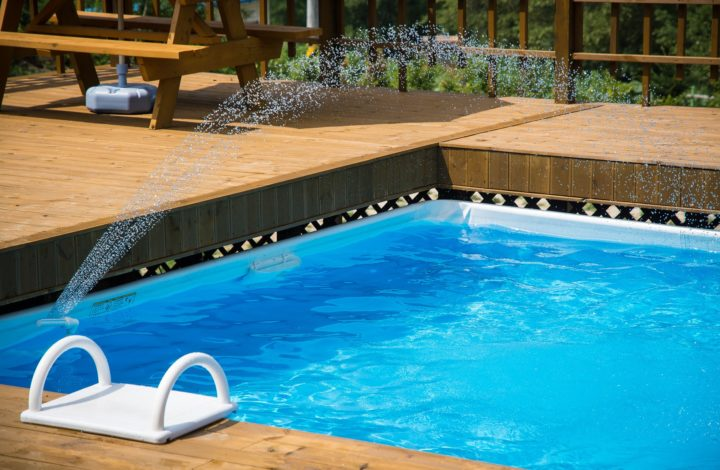 Luxurious Custom Swimming Pool At A Reasonable Rate