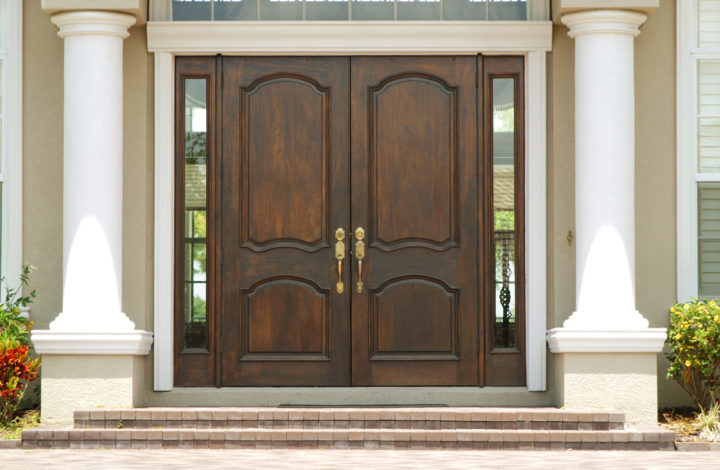 Where Doors Can Be Installed Inside And Outside Your Home